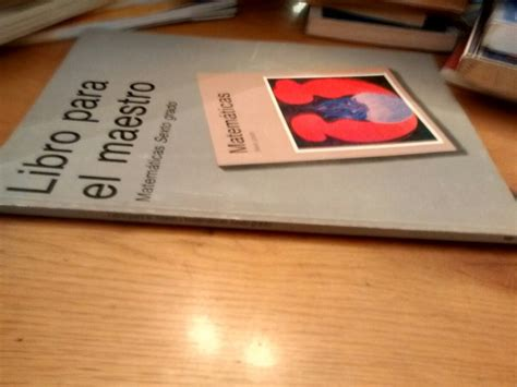 nuevo libro para el maestro matemticas 2 grado sep el libro para el maestro matem 225 ticas sexto grado 60