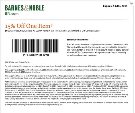 Barnes And Noble Gift Card Online - online printable coupons for barnes and noble books codes