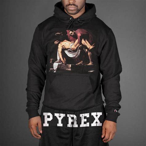 hoodie t pyrex 23 vision religion hoodie wehustle menswear