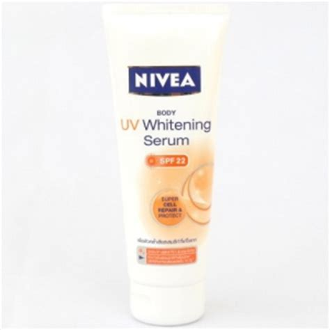Nevia Serum Whaitening nivea uv whitening serum spf 22 review