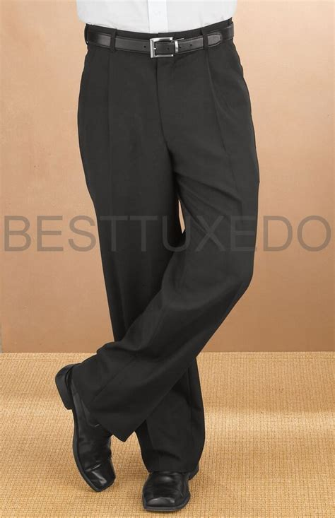 size  waist mens dress pants tuxedo formal wedding prom cruise dress ebay