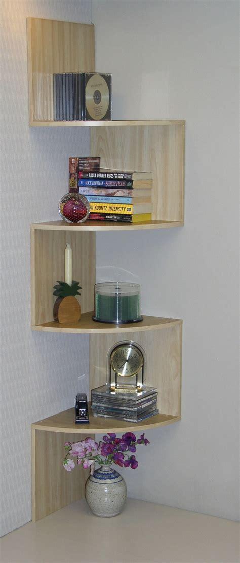 unique home decor real simple decorations appealing unique glass shelves design for