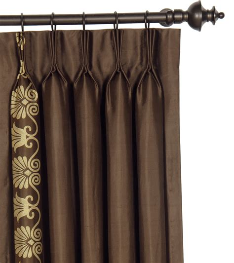 brown gold curtains brown and gold curtain panels home design ideas