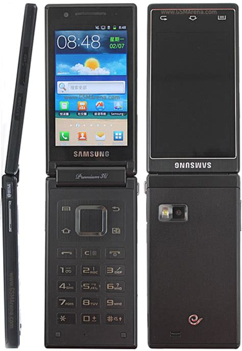 Hp Zte Q1 samsung w999 pictures official photos