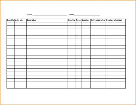 Linen Inventory Spreadsheet by Linen Inventory Spreadsheet Laobingkaisuo