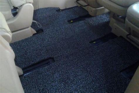 Karpet Bawaan Avanza modifikasi interior dengan karpet mobil custom