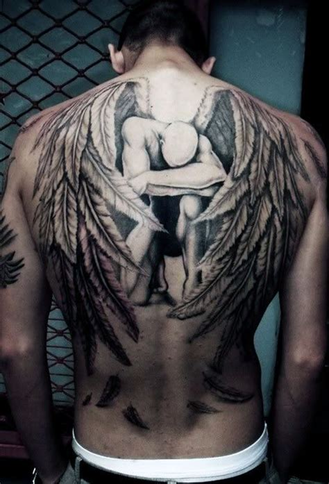 tattoo angel model angel wing tattoos 125 angel wing tattoos that are heavenly