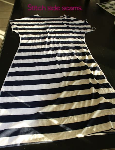 pattern jersey sheets dress using a t shirt as a pattern i have jersey sheets
