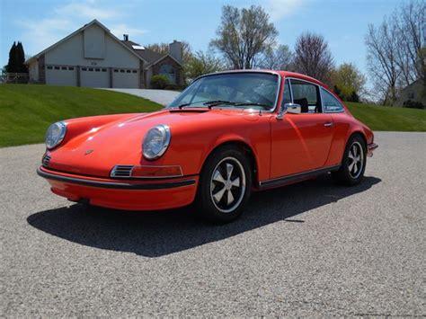 Porsche 911 S 1972 by 1972 Porsche 911 S Coupe For Sale Grass Valley California