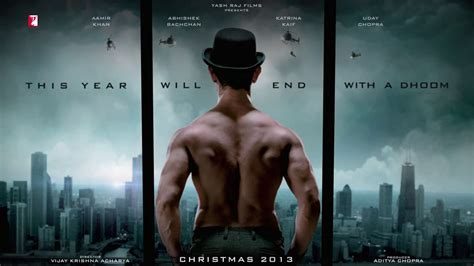 Dhoom3 2013 Full Movie Kollywood Bollywood Films Info Dhoom 3 Recent Released Official Poster