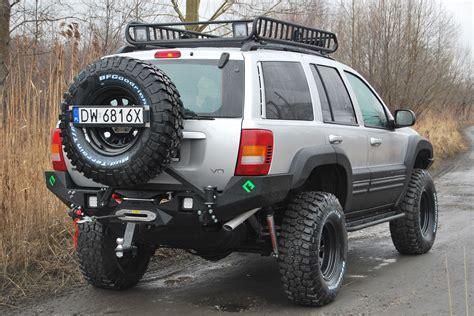 jeep cherokee baja metalpasja innowacyjne doposażenia off road zderzak