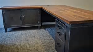 Industrial Office Desks Handmade Luxury Industrial Office Furniture By Steel Vintage