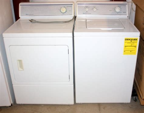 amana washer and dryer amana heavy duty washer and electric dryer