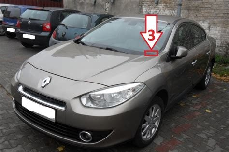 renault fluence 2010 renault fluence 2010 2012 vin location com where is
