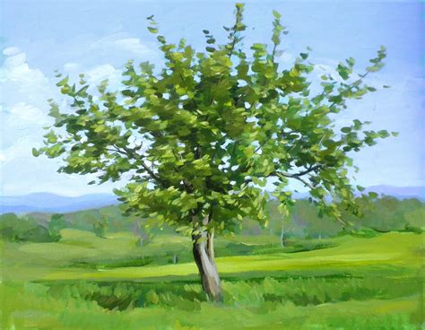 acrylic painting a tree paintings of trees acrylic search trees
