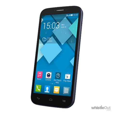 Hp Alcatel Pop D3 alcatel one touch pop c9 compare prices plans deals