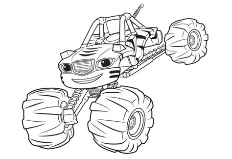 nick jr blaze coloring pages printable coloring pages nick jr blaze monster truck coloring page coloring pages