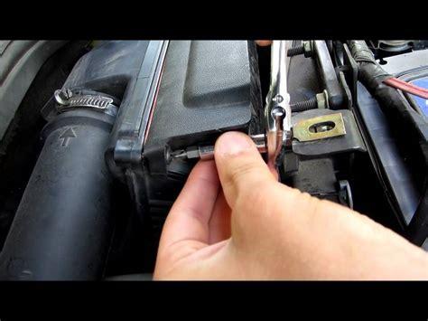 Filter Kabin Renault Kangoo tuto 2 2 remplacement filtre 224 air air filter
