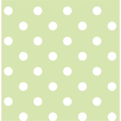 green peel and stick wallpaper nuwallpaper green dottie peel and stick wallpaper nu1429