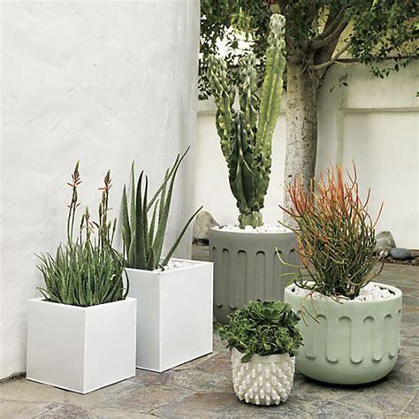 Big White Planters Best 25 White Planters Ideas On Home Plants