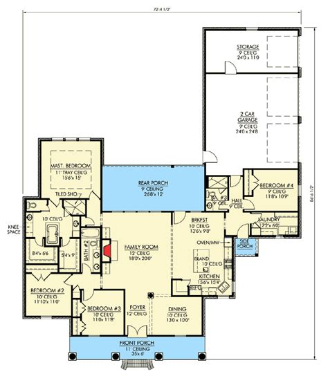 House Plans With Guest Suite by Guest Suite 56341sm Architectural Designs