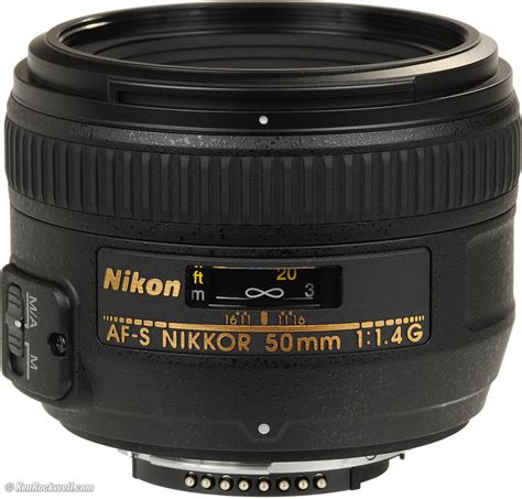 Lensa Nikon 50mm F 1 8 G nikon 50mm f 1 4 g review