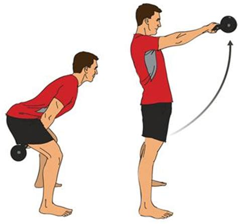 kettlebell swing overhead barreto health care lose the spare tire with just two