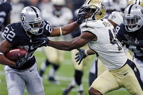 new orleans saints c 9 saints cornerback delvin breaux helped field carted