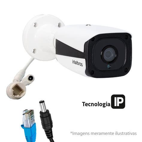 c 226 mera ip bullet infravermelho intelbras vip 1120b lente 3