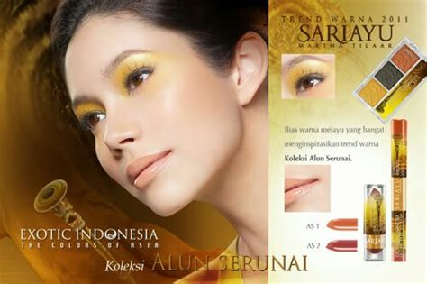 Palet Lipstik Sariayu lipstik reymasu