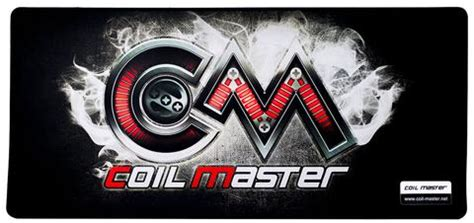 Coil Master Mat coil master mat it s not smoke it s just vapour