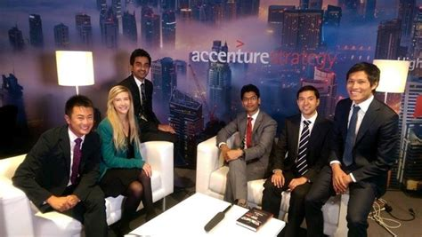 Accenture Mba Application by What Accenture Strategy Seeks In Mbas