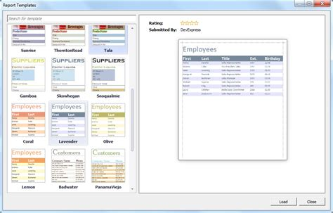 Reporting Template Exciting New 12 1 Reporting Features Custom Report