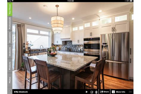 Kitchen Designs Houzz The Cold Top Kitchen Trends Of 2013 California Home Design