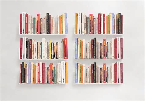 etagere 45 cm set of 6 wall mounted bookshelves quot us quot teebooks