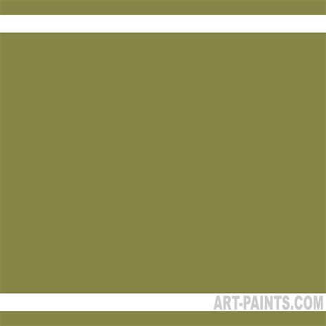 olive green model acrylic paints f505308 olive green paint olive
