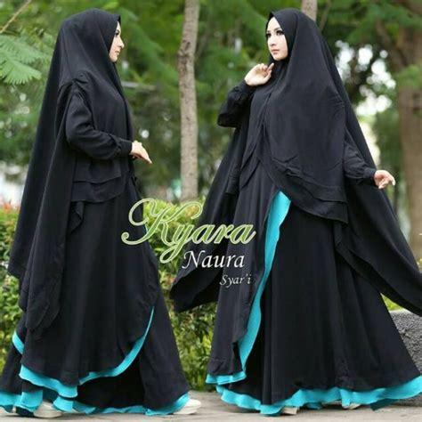 Baju Muslim Naura Naura Syari Muslimgamis