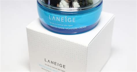 Laneige Water Bank Moisture holic laneige water bank moisture review