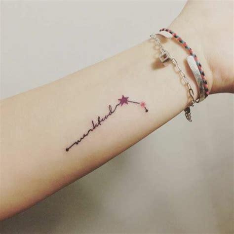 80 idee di tatuaggi piccoli e d effetto significato e le