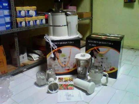 Blender 100 Ribuan blender murah multifungsi power juicer 7 in 1 kitchen