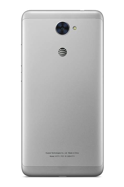 Huawei Ascend XT2 16GB Prepaid Smartphone, Silver, AT&T