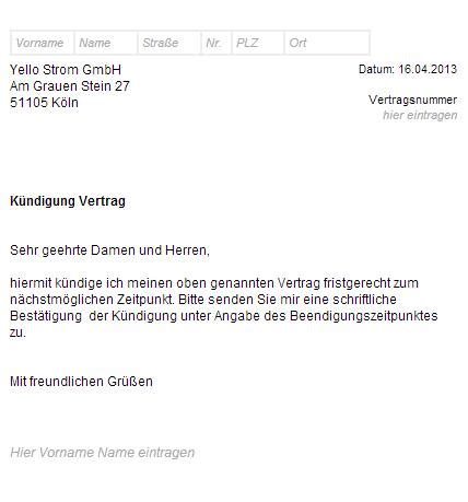 Kfz Versicherung Wechseln K Ndigungsschreiben by Pin K 252 Ndigung Haftpflichtversicherung On Pinterest