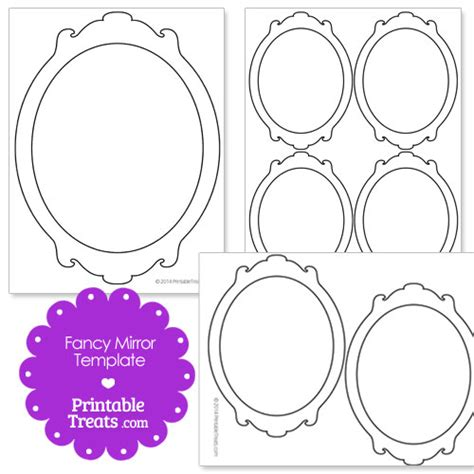mirror will template image gallery mirror template