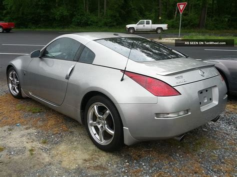 2005 nissan 350z coupe 2005 nissan 350z touring coupe 2 door 3 5l