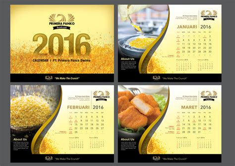desain kalender 2 bulanan sribu professional and affordable calendar design company