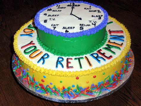 retirement cake decorations retirement cake decorating cake ideas and designs