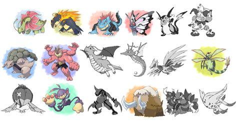 Kaos Cowok Present Vs Future mega evolution project by bogyhiro on deviantart