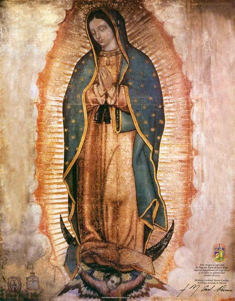 imagen de la virgen maria original el d 237 a de la virgen de guadalupe de m 233 xico