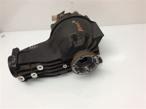 Audi Quattro Differential by 06 07 08 Audi A4 S4 Quattro Rear Differential Carrier