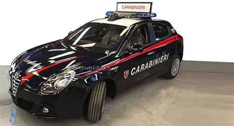 carabinieri sedi i carabinieri si affidano ad alfa romeo giulietta per il